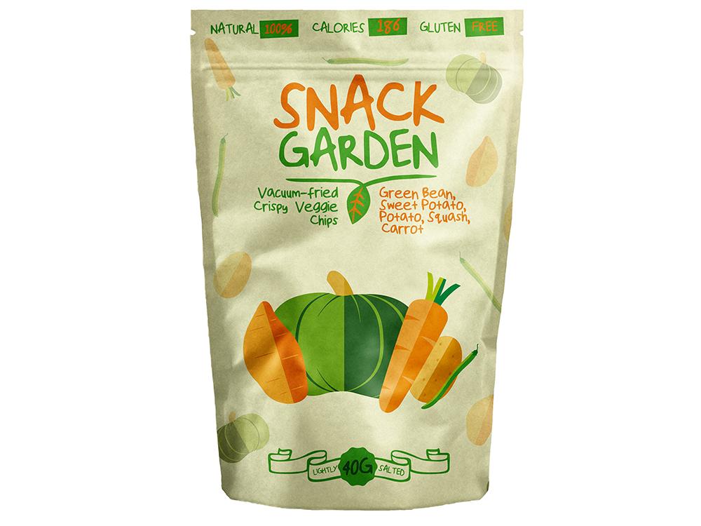 Other Supplement Brands Snack Garden Veggie Mix 40 gr.