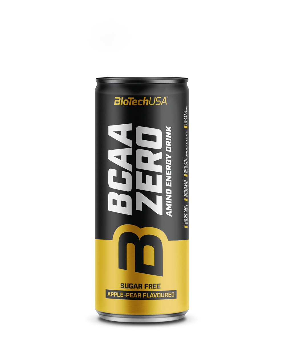 BioTech USA BCAA Zero Amino Energy Drink 330 ml