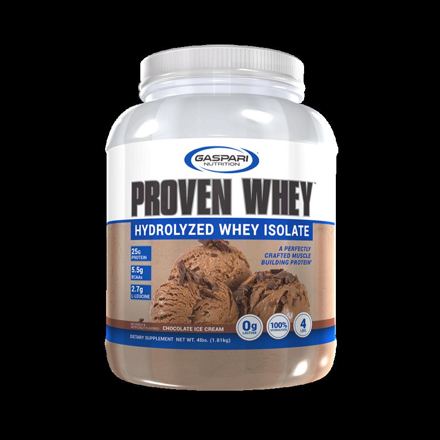 Gaspari Nutrition Proven Whey Isolate 1,814 kg