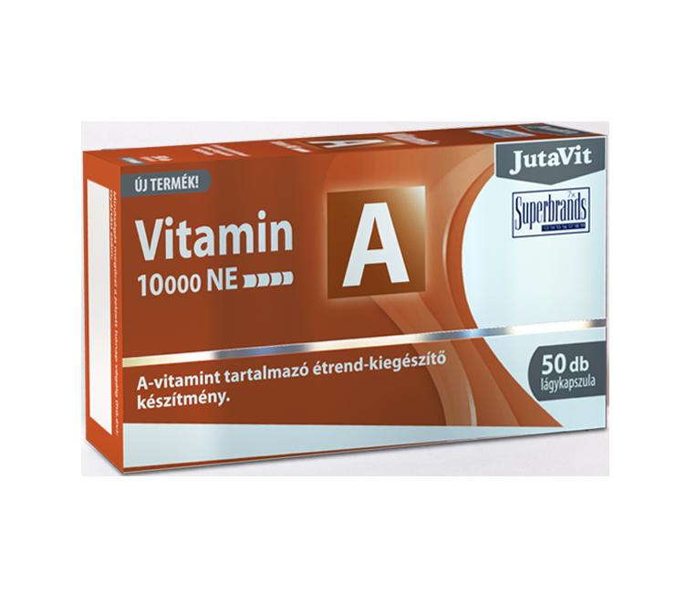 JutaVit A-vitamin 10000NE 50 g.c.
