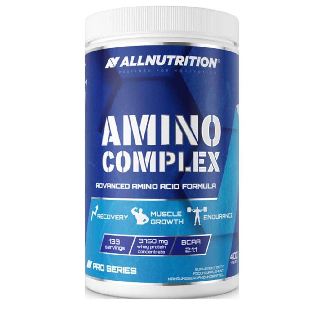 AllNutrition Amino Complex Pro Series 400 tab.