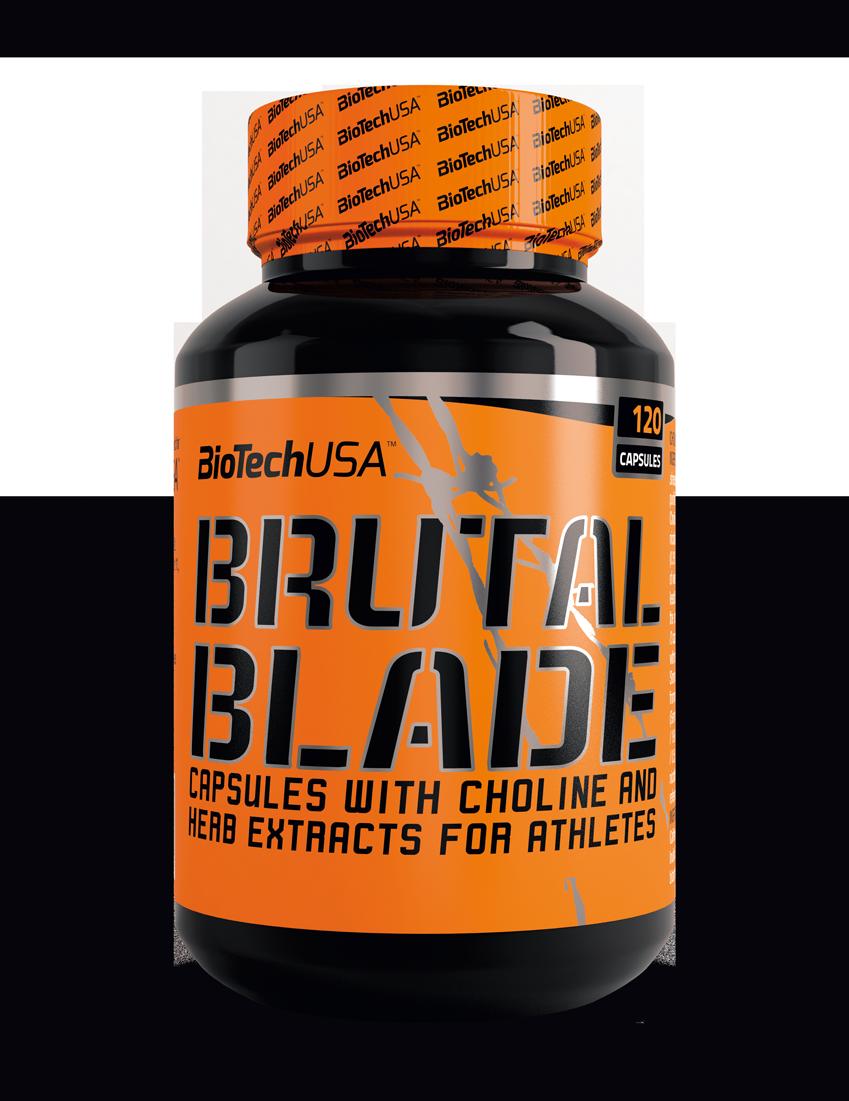 Brutal Nutrition Blade 120 caps
